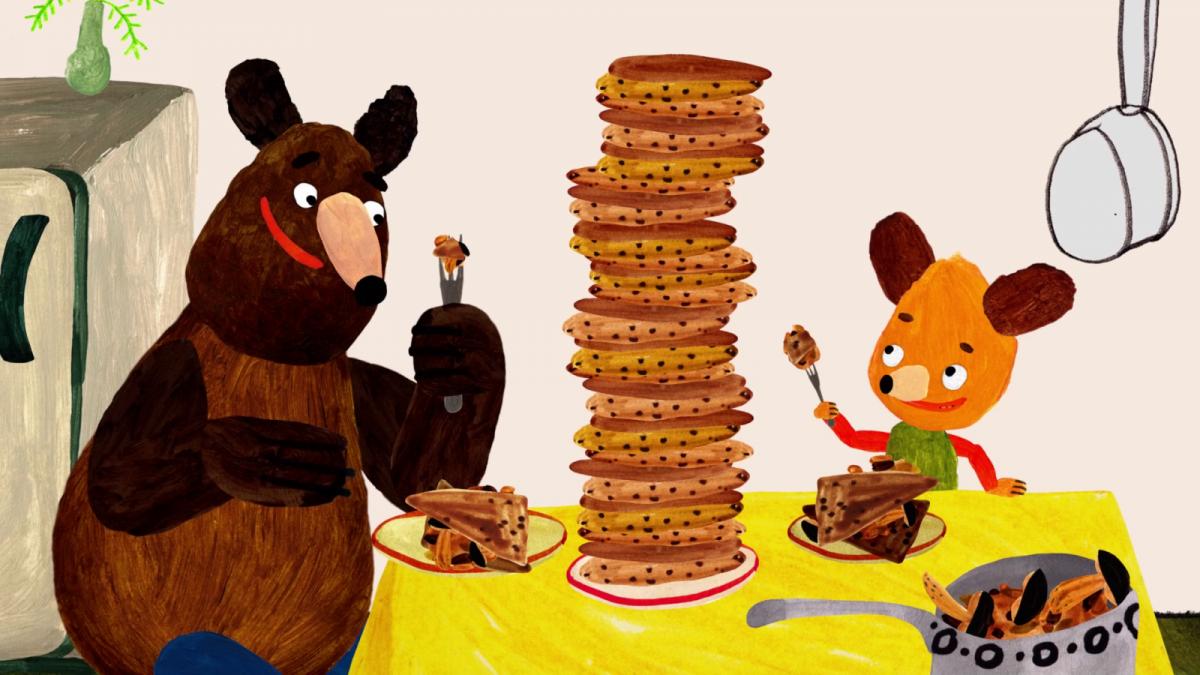 Když se sejdou medvědi u jednoho stolu…