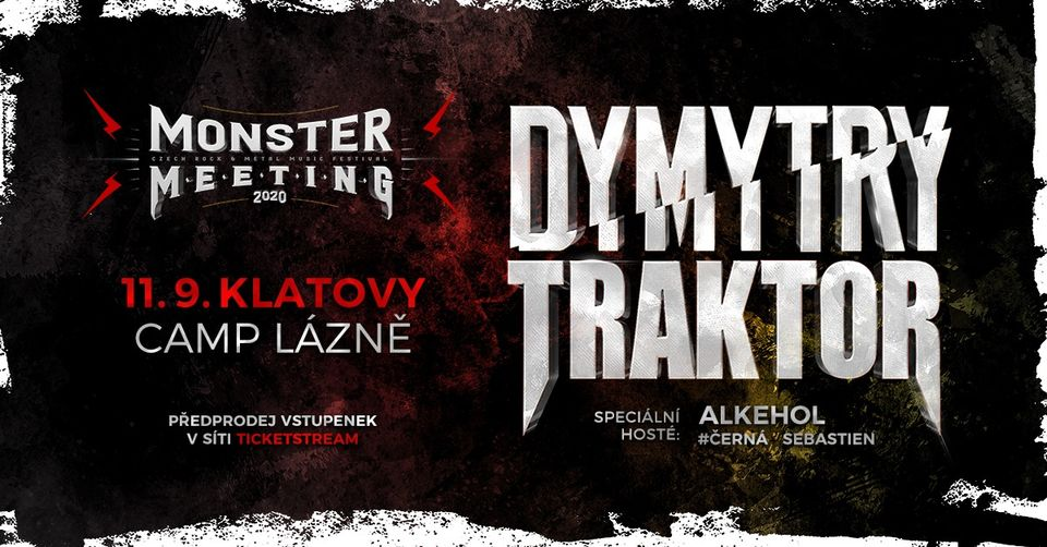 Monster Meeting 2020 udeří i v Klatovech!