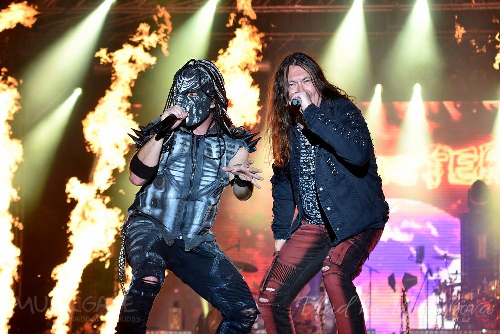 Monster Meeting aneb hudební exploze zahřměla v Klatovech!