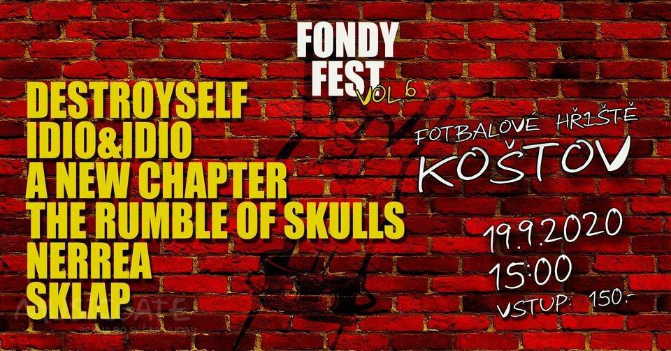 FONDYfest vol.6