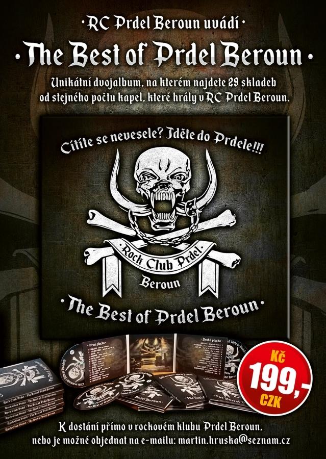 Lahůdka pro sběratele unikátů má jméno The Best of Prdel Beroun