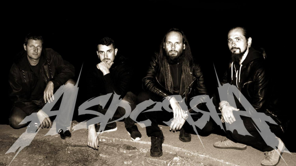 Metalová parta Asperra vypustila zbrusu nový klip Life in a circle