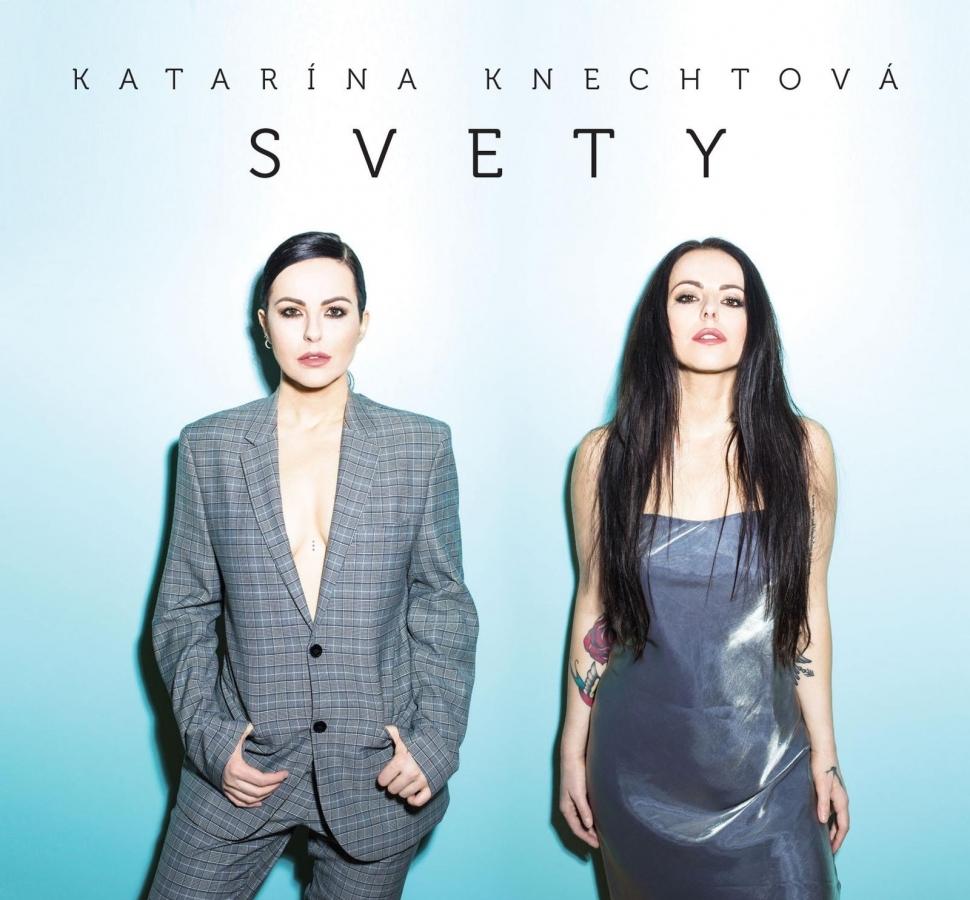 Katarína Knechtová vydává nové album SVETY, spolupracovala na něm i s Christianem Eignerem z Depeche Mode