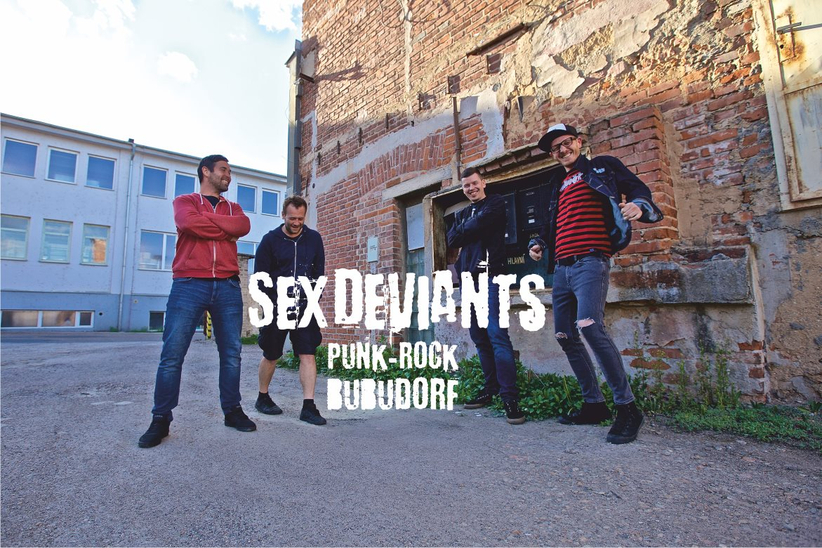 Po pěti letech natočila kapela Sex Deviants nový klip