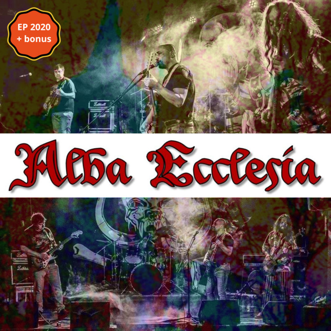 Alba Ecclesia vydala těsně před druhou covid pauzou debutní EP