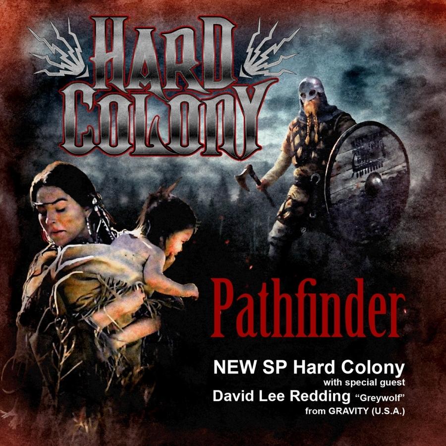 Nové SP Hard Colony se speciálním hostem David Lee Redding