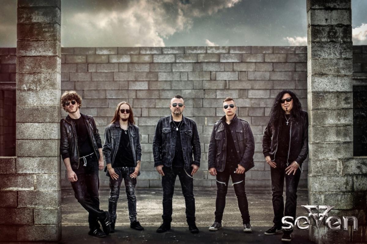 Českobudějovická metalovka Seven připravuje nové album