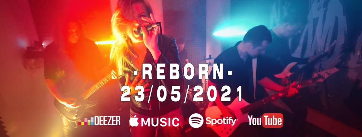 Second Breath válcují nu-metalovou scénu novým klipem Reborn, jejich znovuzrození je ještě tvrdší než dřív!