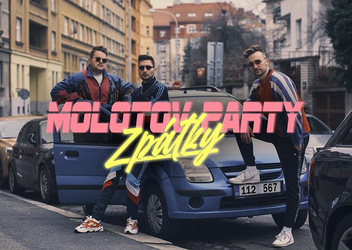 Kapela Molotov party se vrací Zpátky, na scénu i v čase