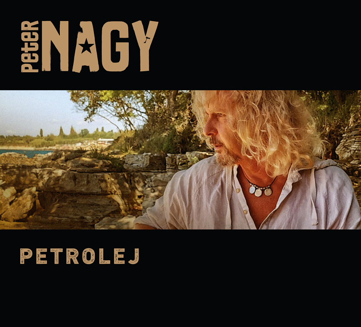 Slovenská legenda Peter Nagy přichází po dvanácti letech s novým albem Petrolej!