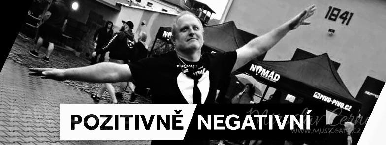 Pozitivně Negativní rockový slet