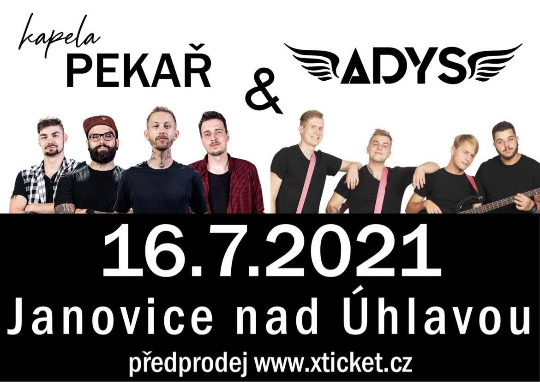 Adys se s Pekařem vrací na místo činu - do Janovic nad Úhlavou