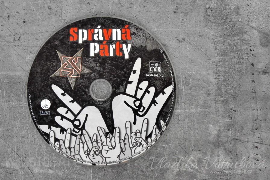SP rozjíždí svou Správnou párty aneb jak zbrusu nové CD získává své fans