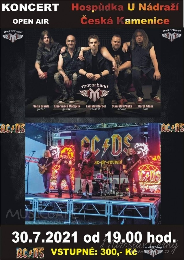 Motorband a AC/DS revival