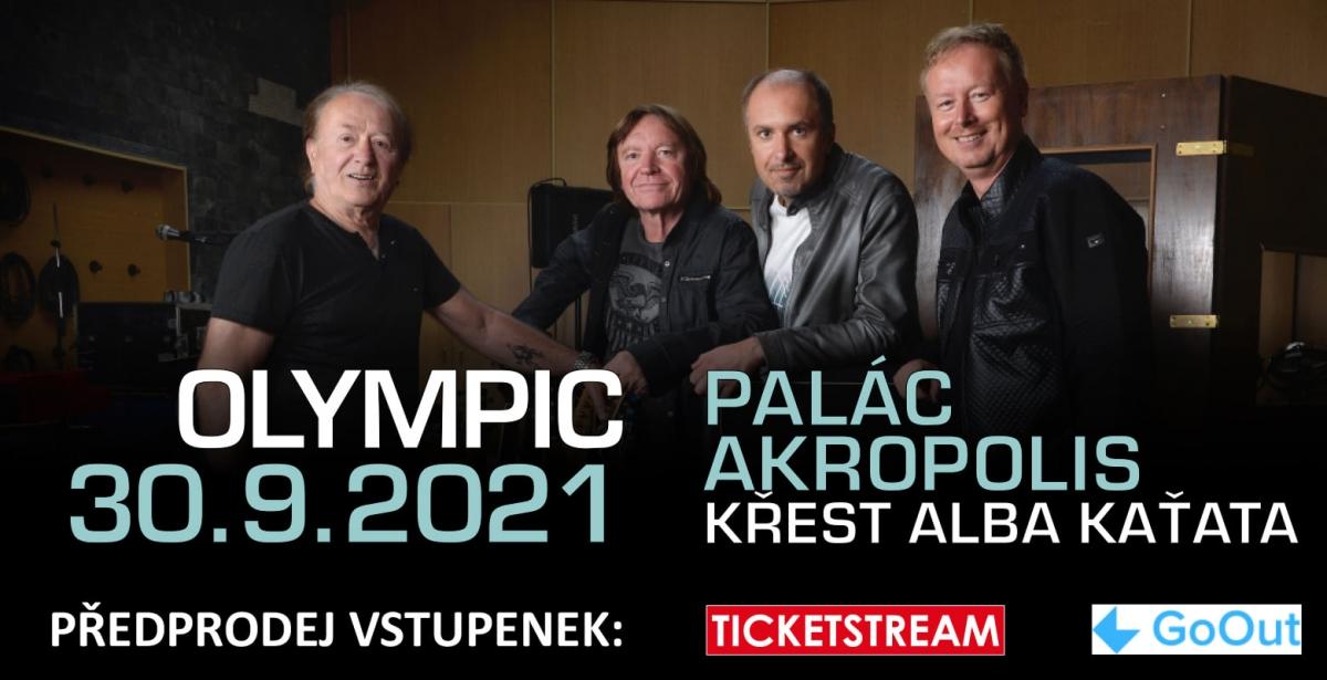 Olympic 21, křest CD Kaťata.