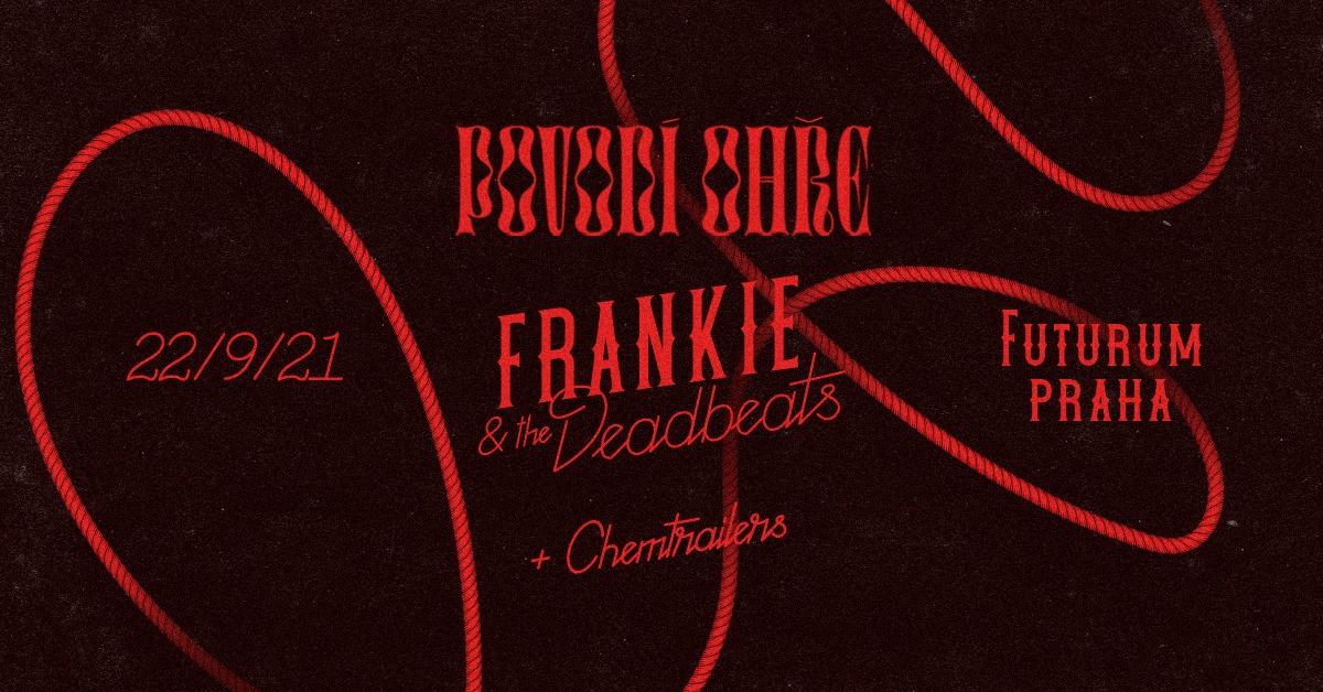 Frankie & The Deadbeats vydali debutové album The Shining