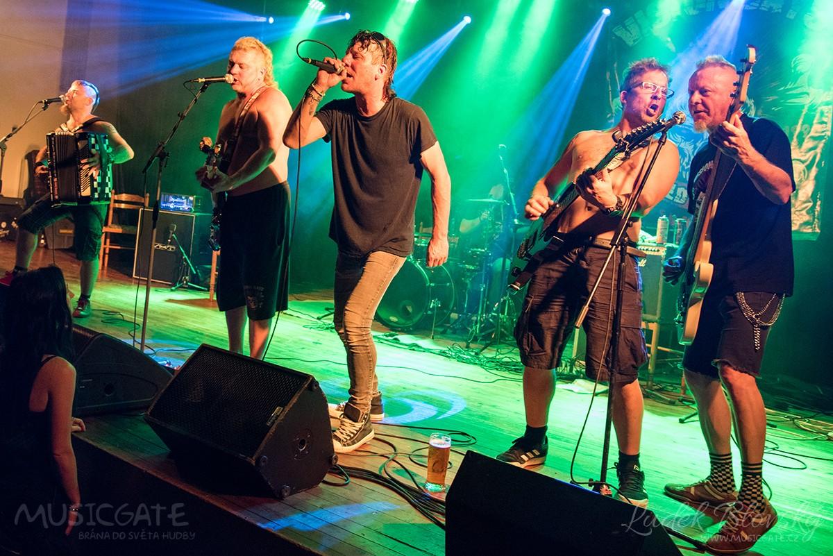 Nově vzniklý festival Voldušské Pun-Kování nasadil vysokou laťku