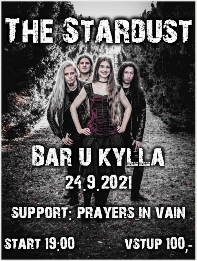 V plzeňském Baru U Kylla oslaví The Stardust dvouleté výročí v současné sestavě