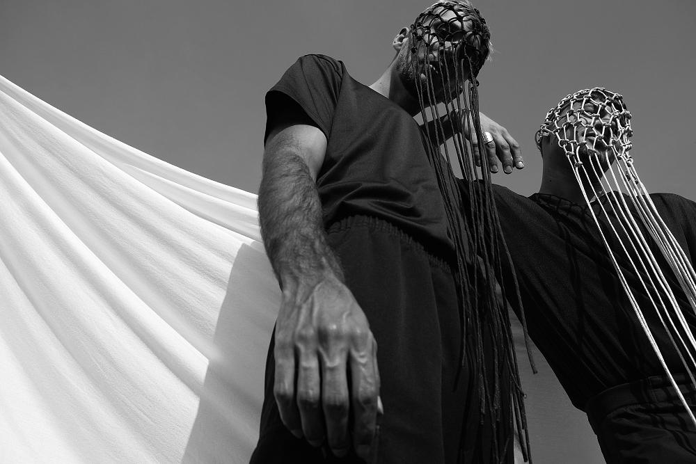Debutové EP 1000 Braids vydává nový český projekt Blue Uandi