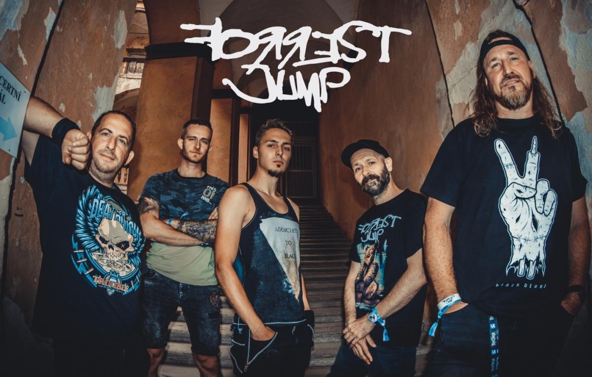 Nový klip kapely FORREST JUMP