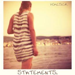 Homesick vydávají nové EP Statements
