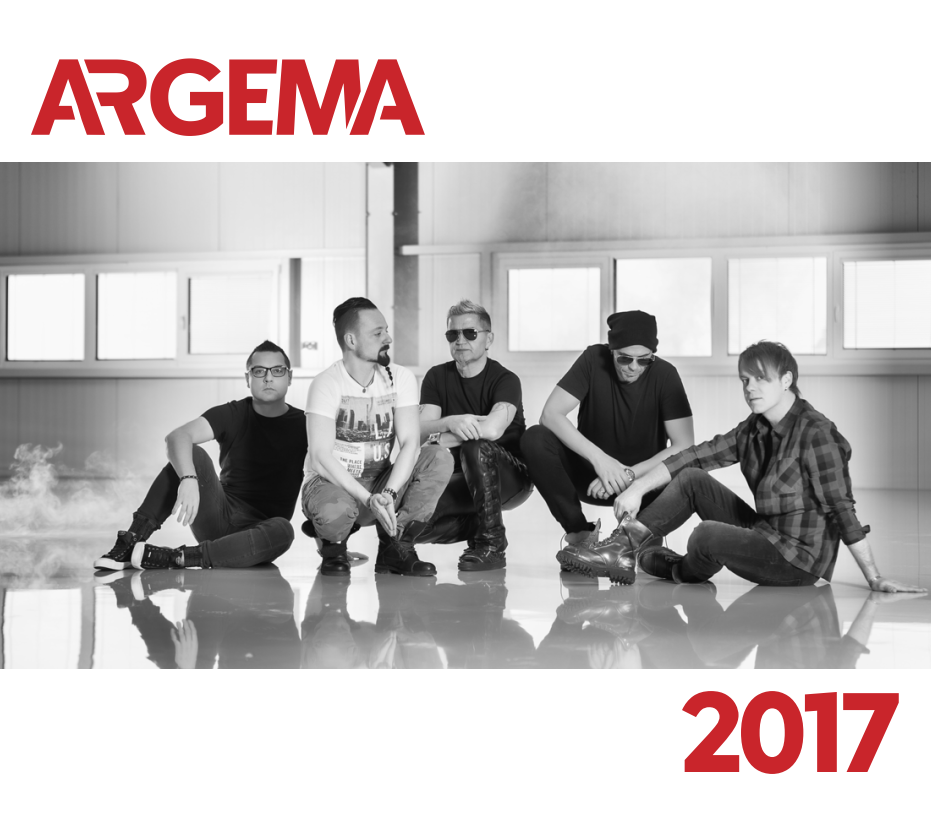 ARGEMA vydává nové CD !