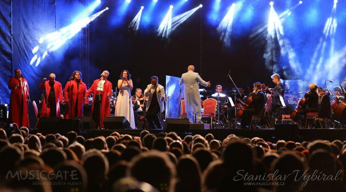 Symphonic Queen v Moravských Budějovicích